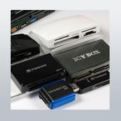 USB & Firewire Cardreader