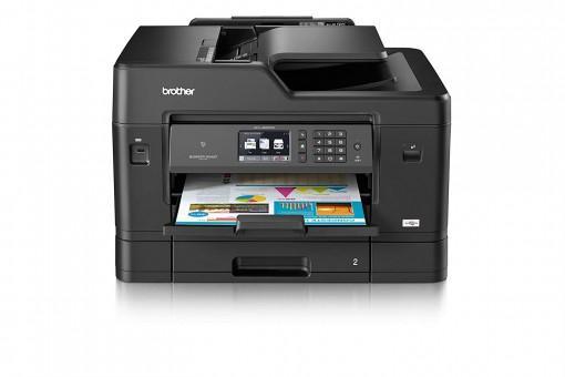 BROTHER MFCJ6930DW DIN A3 Vollduplex, 4-in1 Business-Ink Multifunktionsgerät