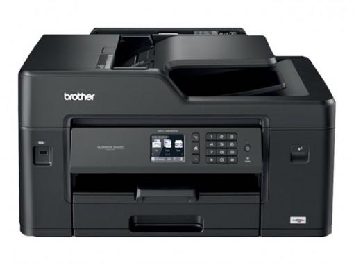 BROTHER MFC-J6530DW 4-in-1 Business-Ink Multifunktionsgerät mit LAN/WLAN und Duplexdruck