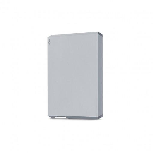 """LaCie 6,4cm(2,5"""") 5TB Mobile Drive USB-C Weltraum-Grau"""