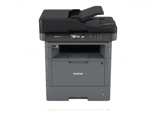 BROTHER MFC-L5700DN  mono Laserdrucker print scan copy fax