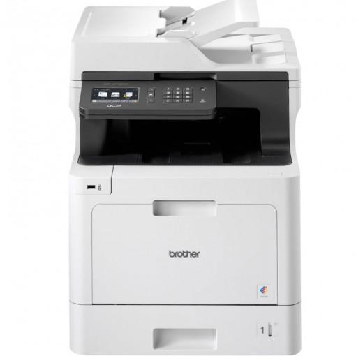 BROTHER DCP-L8410CDW MFP color laser 31ppm print copy scan 250Blatt Papierkassette