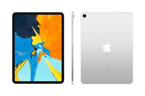 Apple iPad Pro 11 Wi-Fi 256GB (silber)