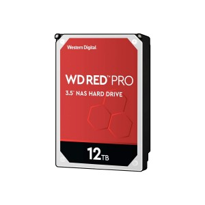 WD Red Pro 12TB (7200rpm) 256MB SATA 6Gb/s