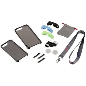 olloclip 4-IN-1 Lens Set + 2 ollo Cases f iPhone 6 6s 6+ 6s+