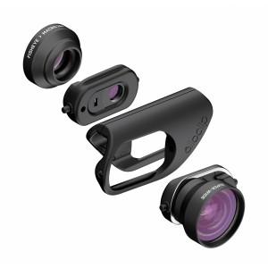 olloclip Core Lens Set + 2 ollo Cases für iPhone 7 / 7+ / 8 / 8+