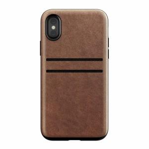 Nomad Wallet Case für iPhone X