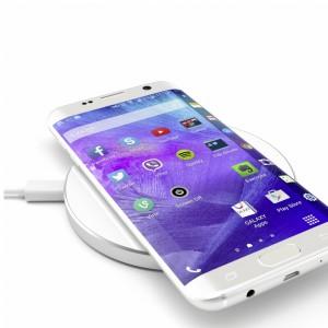 Satechi Wireless Charging Pad Silver