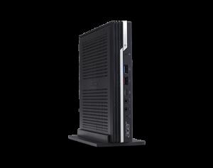 ACER Veriton N4670G IntelCore i5-10400T 16GB RAM 512GB SSD UHD 630 W10P64 schwarz 1 Liter Gehäuse