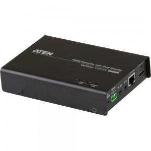 ATEN VE814R Video-Receiver, HDMI-HDBaseT-Empfänger mit Dualausgang, Klasse A