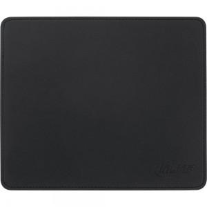 InLine® Maus-Pad Premium Kunstleder, schwarz, 255x220x3mm