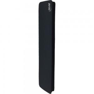 InLine® Tastatur-Pad M, schwarz, Handballenauflage, 360x70x18mm