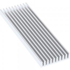 InLine® SSD-Kühler, Kühlrippen / Kühlkörper für M.2 SSD passend
