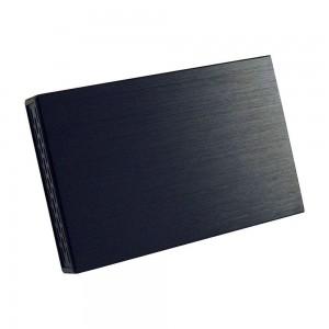 """LC-Power LC-25U3-C2, externes 2,5""""-SATA-Gehäuse, USB 3.1-Gen. 2-Typ C-Anschluss, schwarz"""