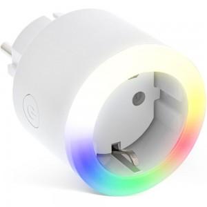 InLine® SmartHome Steckdose mit LED Ring