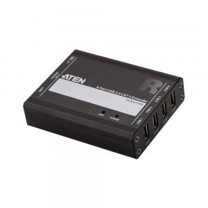 ATEN UCE32100, 4-Port USB 2.0 CAT 5 Extender 100m