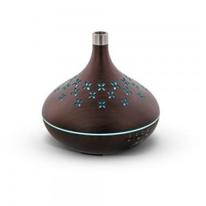InLine® SmartHome WiFi Ultraschall Aroma Diffusor, Luftbefeuchter, Ambientelicht, Google Home und Amazon Alexa kompatibel