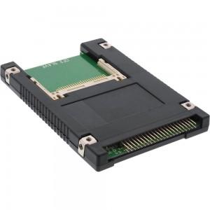 """InLine® Schnittstellenkarte, IDE 6,35cm (2,5"""") auf 2x CF Karte"""