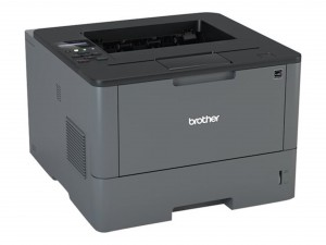 BROTHER HL-L5100DN A4 monochrom USB laserprinter 40ppm 250 sheet + 50 sheet MF paper tray Duplex
