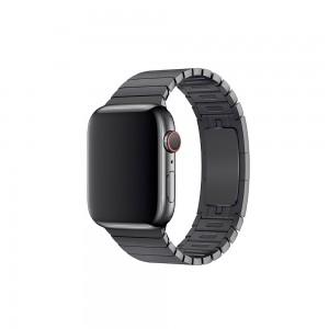 Apple Gliederarmband für Watch 42 mm (space schwarz)