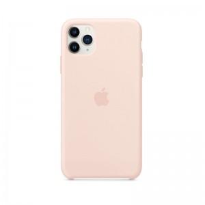 Apple Silikon Case iPhone 11 Pro Max (sandrosa)