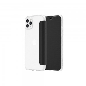 Griffin Survivor Clear Wallet for iPhone 11 Pro Max - Clear/Black