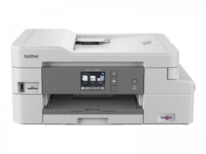 Brother DCPJ1100DW 3-in-1 Tinten-Multifunktionsgerät Weiß