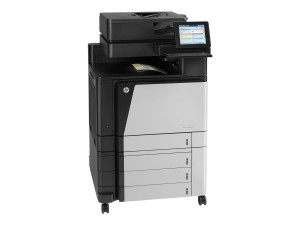 HP LaserJet Color Enterprise Flow MFP M880z