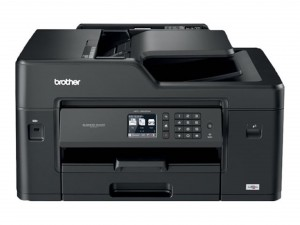 BROTHER MFC-J6530DW 4-in-1 Business-Ink Multifunktionsgerät mit LAN/WLAN und Duplexdruck