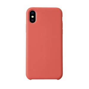 KMP Silicon Case iPhone X Rot