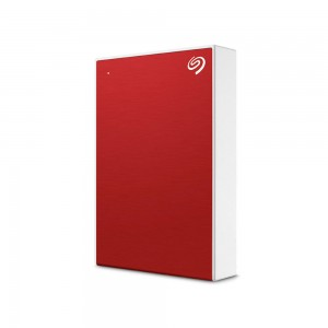 "Seagate 6,4cm(2,5"") 5TB Backup Plus Portable rot USB3.0"