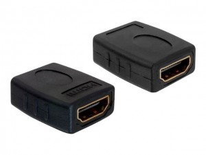 Delock Adapter HDMI Buchse / Buchse