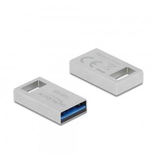 Delock USB3.2 Speicherstick 128 GB - Metallgehäuse