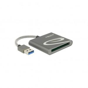 Delock CFast 2.0 Card Reader USB 3.0 (anthrazit)