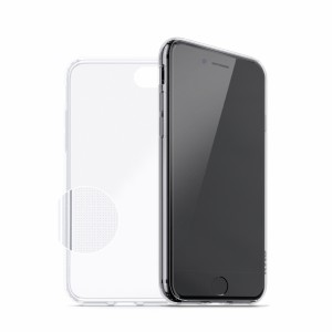 KMP Clear Case iPhone 8+