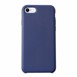 KMP Silicon Case iPhone 8 Blau