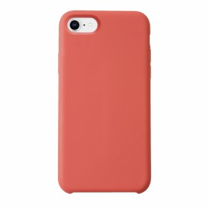 KMP Silicon Case iPhone 8 Rot