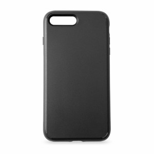 KMP Sporty Case iPhone 8+ schwarz