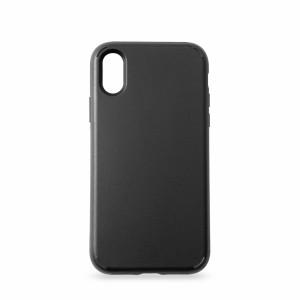 KMP Sporty Case iPhone X Schwarz