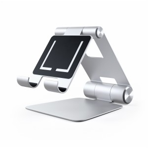 Satechi Aluminum Foldable Stand silver