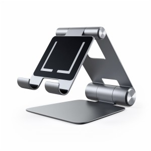 Satechi Aluminum Foldable Stand space gray