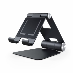 Satechi Aluminum Foldable Stand black