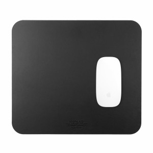Nomad Mousepad Leather Slate Gray
