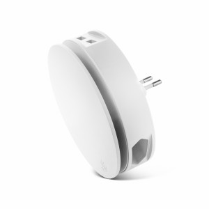 usbepower AERO 4-in-1 wall charger white