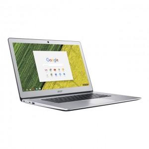 "15,6"" (39,6cm) ACER Chromebook 15 CB515-1HT-P58C Silver Intel PQC N4200 FHD matt 8GB onB 64GB eMMC Intel HD 505 Chrome OS no ODD"