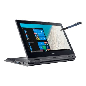 ACER TravelMate Spin B1 TMB118-G2-RN-P5WE 29,46cm 11,6Zoll FHD IPS Multi-Touch N5000 8GB 256 GB SSD Win10P