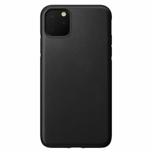 Nomad Case Leather Rugged Black iPhone 11 Pro Max