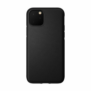 Nomad Case Leather Rugged Waterproof Black iPhone 11 Pro