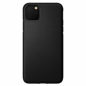 Nomad Case Leather Black Rugged Waterproof iPhone 11 Pro Max
