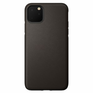 Nomad Case Leather Mocha Rugged Waterproof iPhone 11 Pro Max